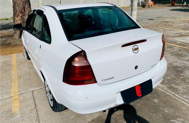Chevrolet Corsa 1.4 MPFi Premium Sedan 8V Flex 4p Manual - Foto #7