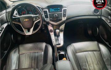 Chevrolet Cruze 1.8 LT 16V Flex 4p Automático - Foto #2