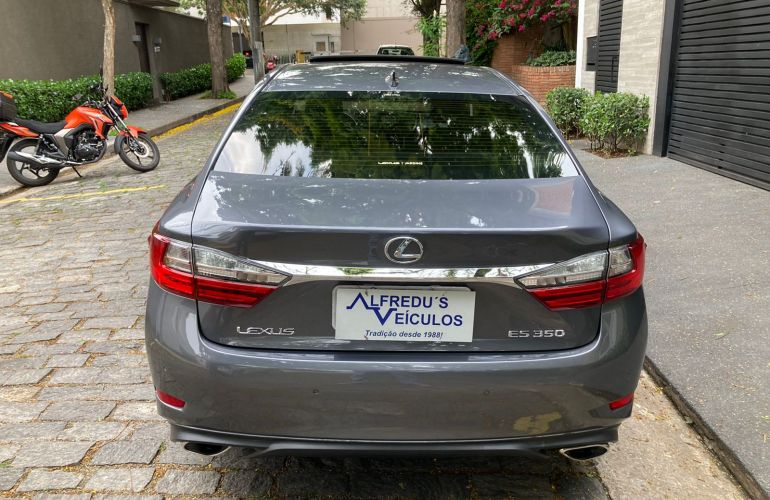 Lexus ES 350 3.5 V6 - Foto #4