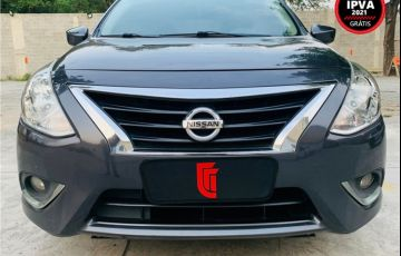 Nissan Versa 1.0 12v Flex 4p Manual - Foto #3