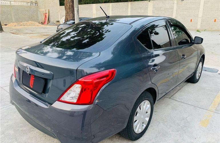 Nissan Versa 1.0 12v Flex 4p Manual - Foto #6