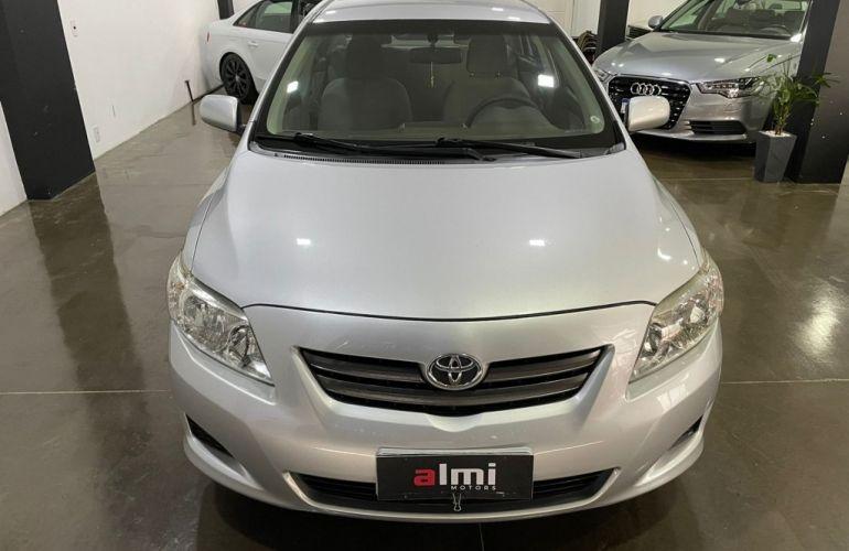 Toyota Corolla Sedan XLi 1.8 16V - Foto #2