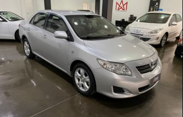 Toyota Corolla Sedan XLi 1.8 16V - Foto #3