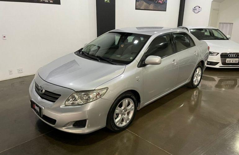 Toyota Corolla Sedan XLi 1.8 16V - Foto #8