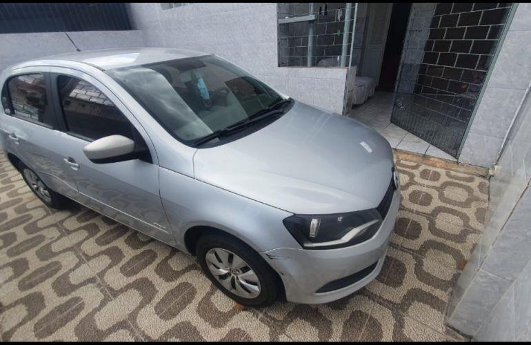 Volkswagen Novo Gol 1.0 TEC (Flex) 4p - Foto #4