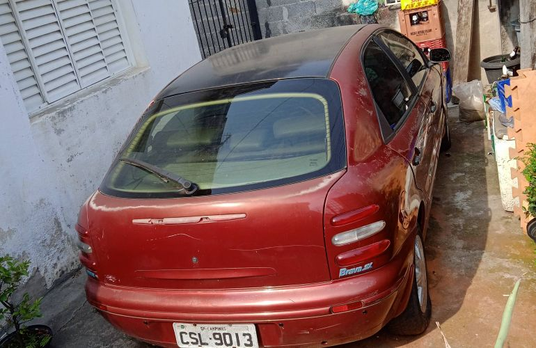 Fiat Brava ELX 1.6 16V - Foto #7