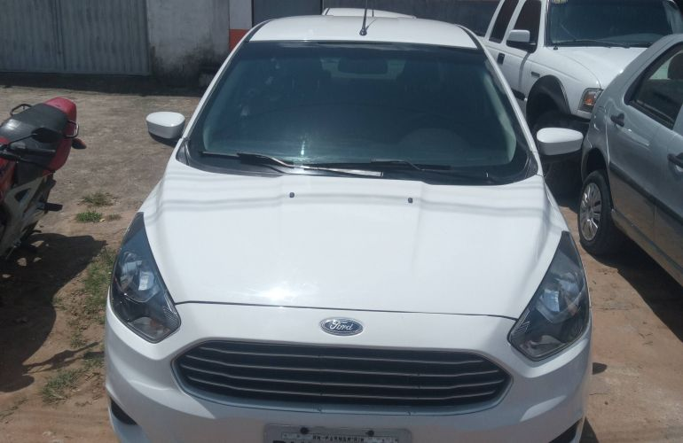 Ford Ka Hatch SE Plus 1.5 16v (Flex) - Foto #1