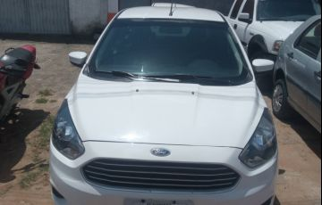 Ford Ka Hatch SE Plus 1.5 16v (Flex)
