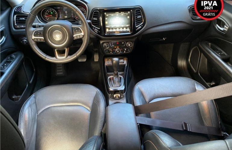 Jeep Compass 2.0 16V Flex Limited Automático - Foto #2