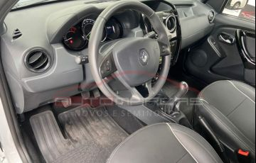 Renault Duster Oroch 1.6 16V Dynamique (Flex) - Foto #8