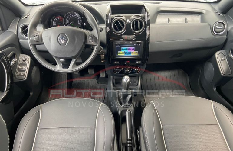 Renault Duster Oroch 1.6 16V Dynamique (Flex) - Foto #9