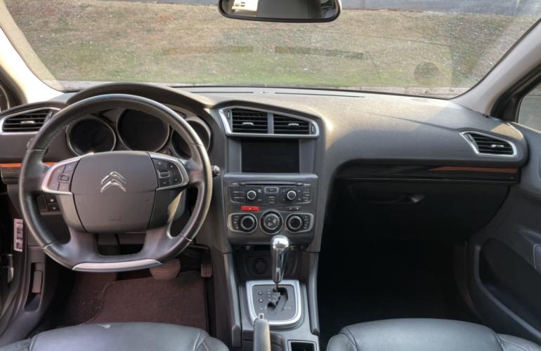 Citroën C4 Lounge Exclusive 1.6 THP (Aut) - Foto #6