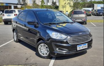 Ford Ka 1.0 Tivct SEL Sedan