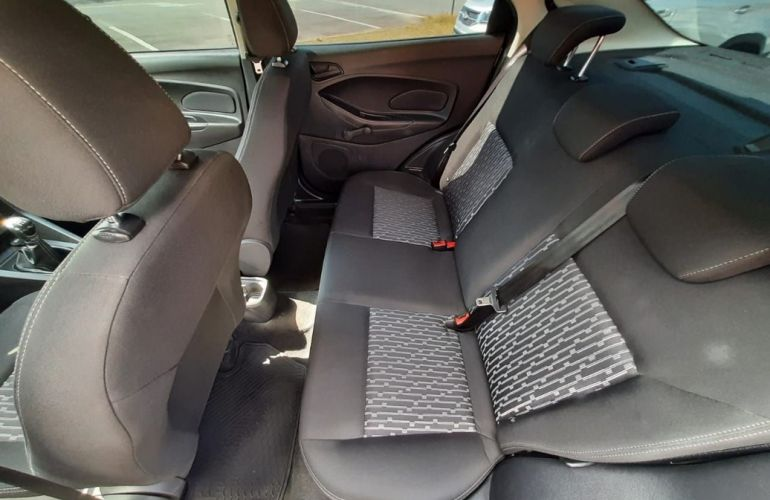Ford Ka 1.0 Tivct SEL Sedan - Foto #4