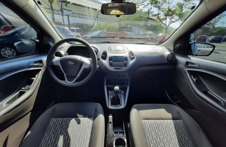 Ford Ka 1.0 Tivct SEL Sedan - Foto #6