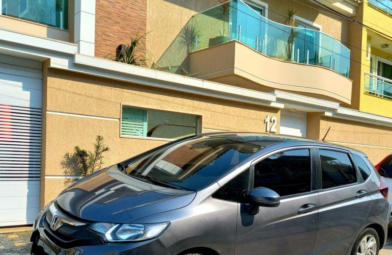 Honda Fit 1.5 16v LX (Flex) - Foto #2