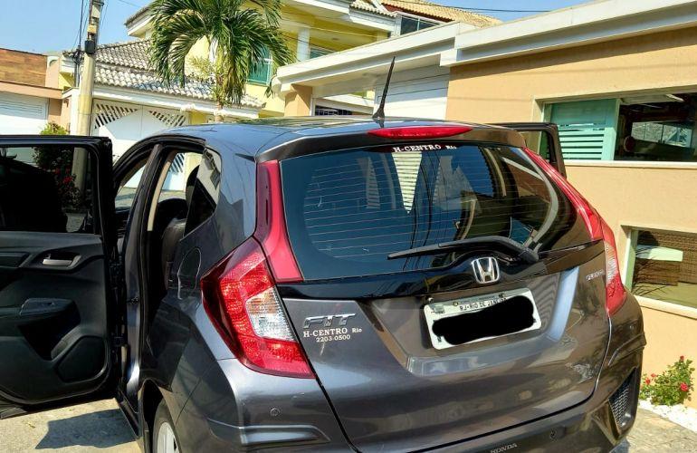 Honda Fit 1.5 16v LX (Flex) - Foto #3