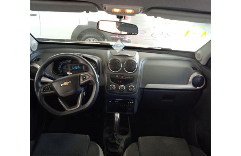 Chevrolet Agile LTZ 1.4 8V (Flex) - Foto #5