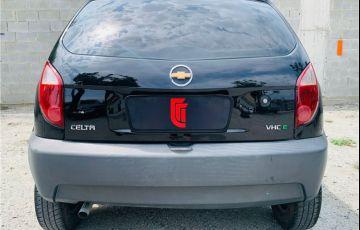 Chevrolet Celta 1.0 MPFi Life 8V Flex 2p Manual - Foto #4