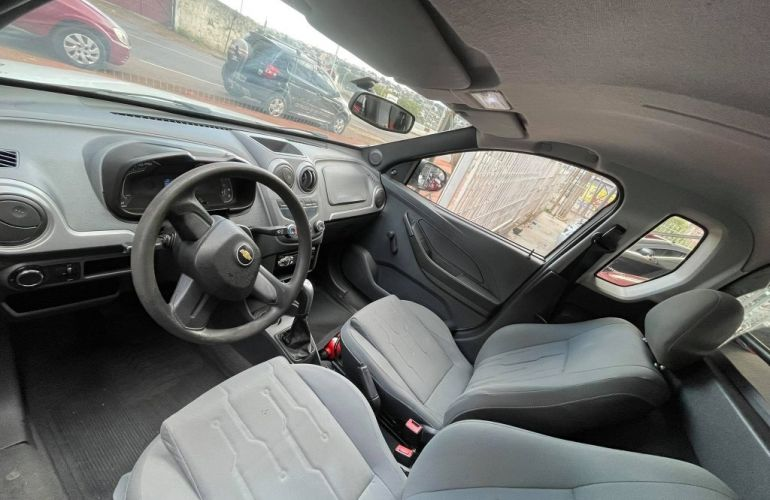 Chevrolet Montana 1.4 Econoflex LS - Foto #4