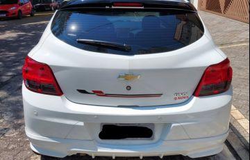 Chevrolet Onix 1.4 Effect SPE/4 - Foto #4