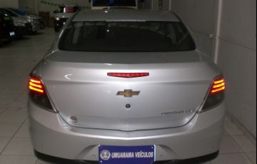 Chevrolet Prisma 1.4 LTZ SPE/4 - Foto #10