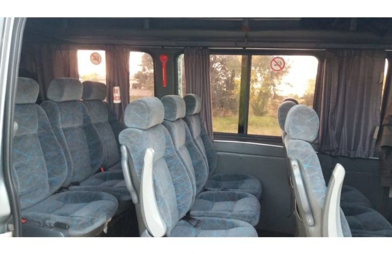 Fiat Ducato 2.3 Minibus (Teto Alto) 16L TDI MJet Economy - Foto #7