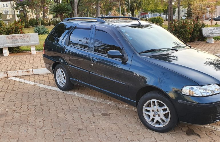 Fiat Palio Weekend Stile 1.6 16V (nova série) - Foto #7
