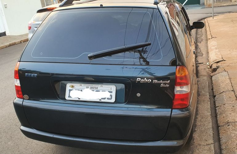Fiat Palio Weekend Stile 1.6 16V (nova série) - Foto #9