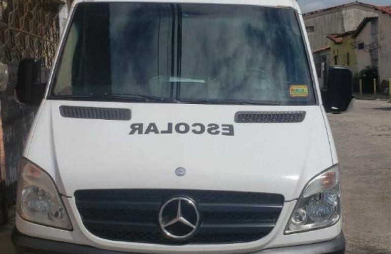 Mercedes-Benz Sprinter 2.1 CDI 415 Van 15+1 Luxo - Foto #1