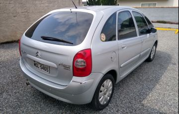 Citroën Xsara Picasso Exclusive 2.0 (aut) - Foto #3