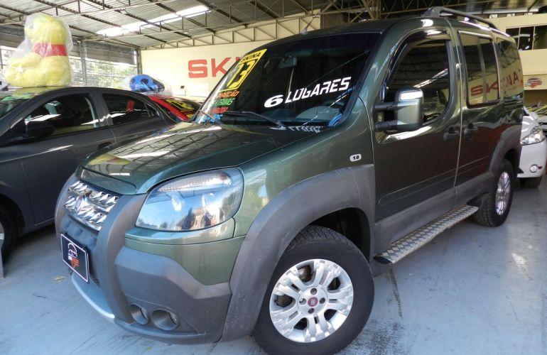 Fiat Doblo 1.8 MPi Adventure Xingu 8v - Foto #1