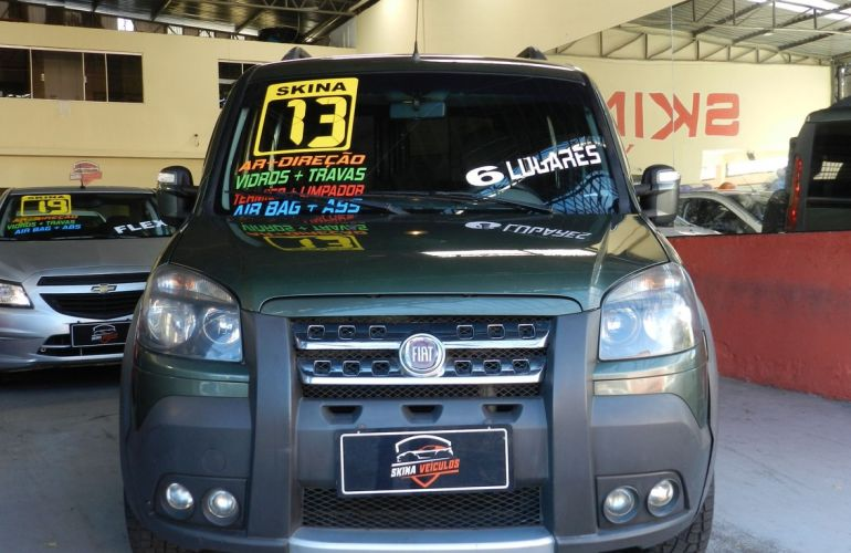 Fiat Doblo 1.8 MPi Adventure Xingu 8v - Foto #2
