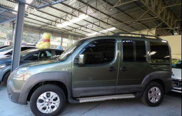 Fiat Doblo 1.8 MPi Adventure Xingu 8v - Foto #3
