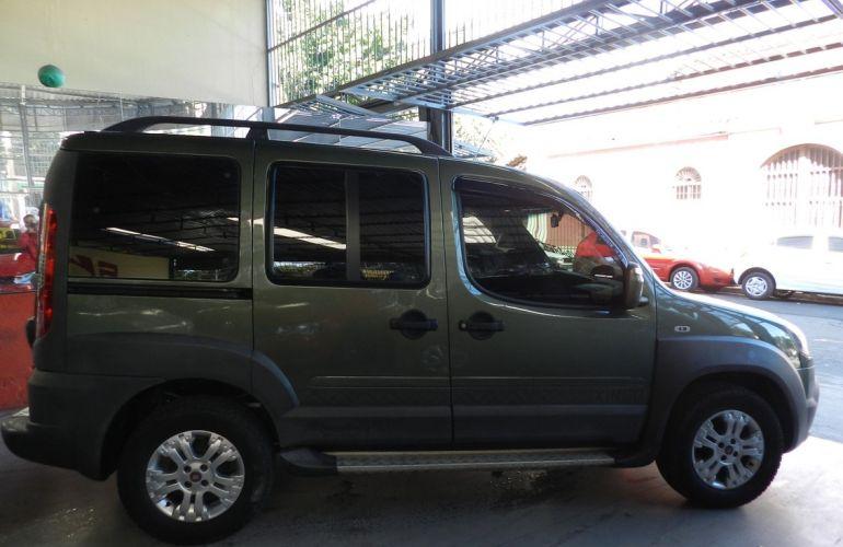 Fiat Doblo 1.8 MPi Adventure Xingu 8v - Foto #4