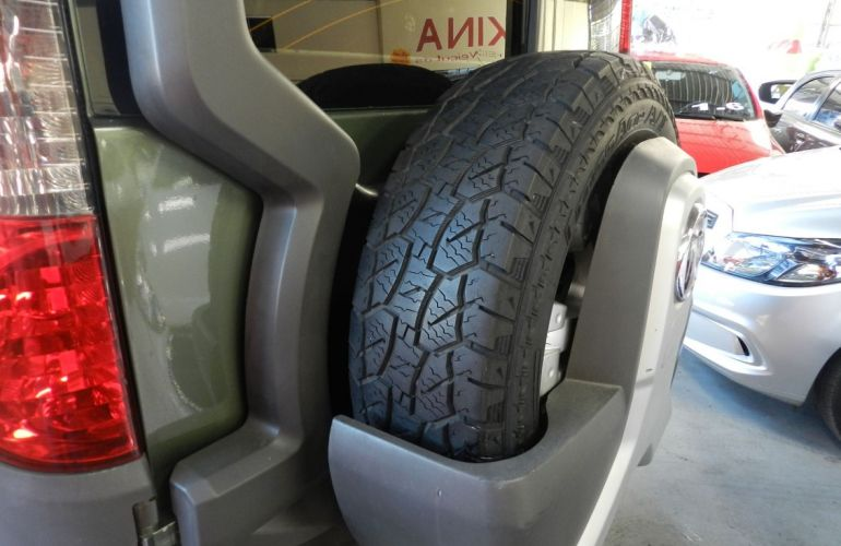 Fiat Doblo 1.8 MPi Adventure Xingu 8v - Foto #9