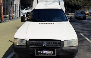 Fiat Fiorino Furgao Fire 1.3 (Ambulancia)