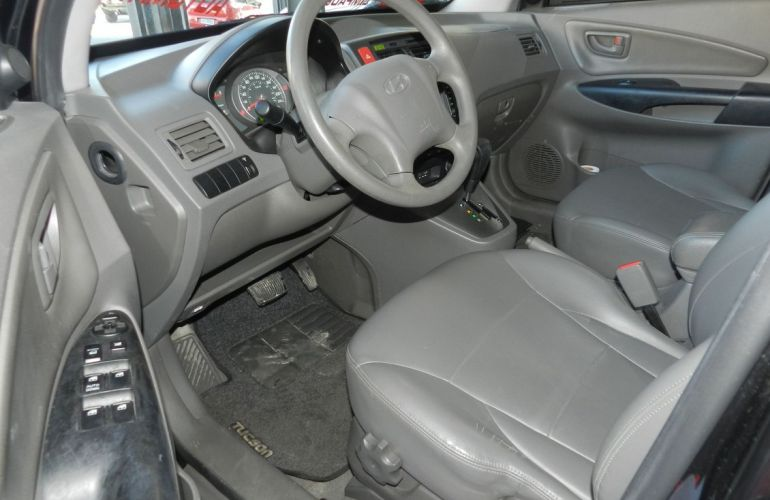 Hyundai Tucson 2.0 MPFi GLS 16V 143cv 2wd - Foto #9