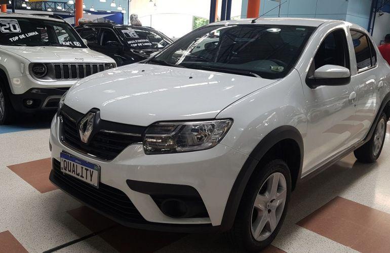 Renault Logan 1.6 16V Sce Zen - Foto #10