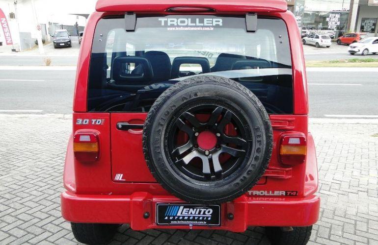 Troller T4 3.0 Teto Rigido 16V Turbo Eletronic - Foto #8