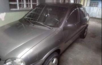 Chevrolet Corsa Sedan Classic 1.0 MPFi - Foto #2