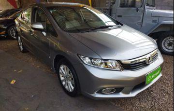 Honda New Civic LXL 1.8 16V (Couro) (Flex)