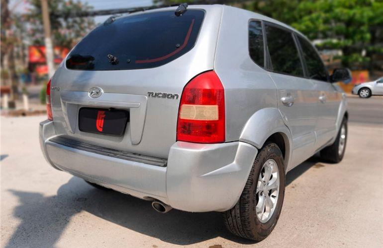 Hyundai Tucson 2.0 MPFi GL 16V 142cv 2WD Gasolina 4p Manual - Foto #6