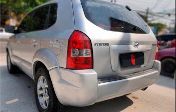 Hyundai Tucson 2.0 MPFi GL 16V 142cv 2WD Gasolina 4p Manual - Foto #7