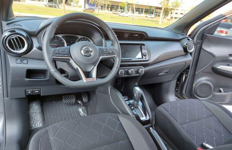 Nissan Kicks 1.6 SV CVT (Flex) - Foto #8