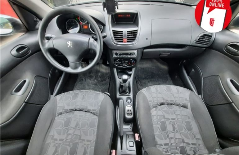 Peugeot 207 1.4 Xr Passion 8V Flex 4p Manual - Foto #2
