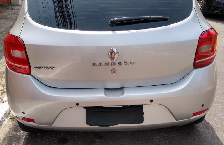 Renault Sandero Expression 1.0 12V SCe (Flex) - Foto #3