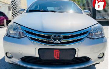 Toyota Etios 1.5 Platinum Sedan 16V Flex 4p Manual - Foto #3