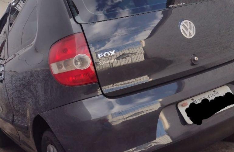 Volkswagen Fox Plus 1.0 8V (Flex) 2p - Foto #6