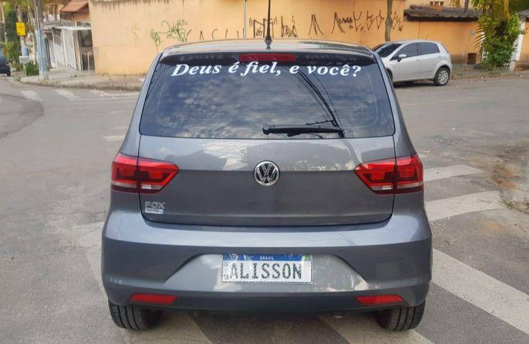 Volkswagen Fox 1.6 Connect - Foto #3